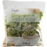 Carrefour Gemengde Sla 200 g