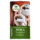 Carrefour Gemalen Koffie Mokka Krachtig 250 g