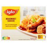 Iglo Saucisse Potée aux Carottes 450 g