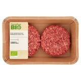 Carrefour Bio Hamburger de Boeuf