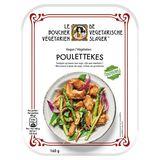 De Vegetarische Slager Vegetarische Kipstukjes 160 g