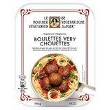 De Vegetarische Slager Vegetarische Balletjes Very Chouettes 170 g