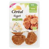 Céréal Bio Veggie Nuggets Tofu & Kaas 7 Stuks 150 g