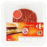 Carrefour Hamburgers 0.110 kg