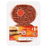 Carrefour Hamburgers x 2 0.220 kg