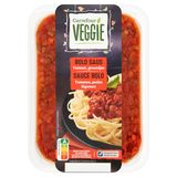 Carrefour Veggie Bolo Saus Tomaat, Groentjes 500 g