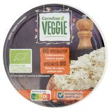 Carrefour Veggie Spécialité Bio Noix de Cajou, Poivre Noir 150 g