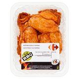 Carrefour BBQ Kippenvleugels Paprika 0.680 kg