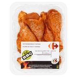 Carrefour BBQ Kippenonderbout Paprika 0.600 kg