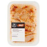 Carrefour BBQ Kippenlapjes Ginger Lemon 500 g