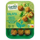 GARDEN GOURMET Veganistische Falafel Spinazie x9 190 g