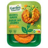 GARDEN GOURMET Vegetarische Groente Burger x2 170 g