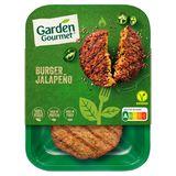 GARDEN GOURMET Vegetarische Burger Jalapeno x2 215 g