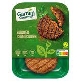 GARDEN GOURMET Vegetarische Burger Chimichurry x2 215 g