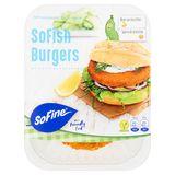 SoFine SoFish Burgers 2 x 80 g