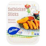 SoFine Bâtonnets SoChicken 160 g