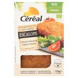 Céréal Bio Vegan Escalope Tomaat & Basilicum 2 Stuks 176 g