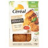 Céréal Bio Vegan Nuggets Soja & Tarwe 6 Stuks 170 g