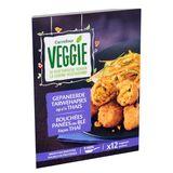 Carrefour Veggie Bouchées Panées au Blé Façon Thaï 200 g