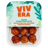 Vivera Vegan Groenteballetjes 200 g