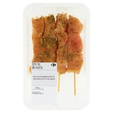 Carrefour BBQ Finger Food Mini Brochettes Dinde 250 g