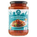 Carrefour Saus Provençaalse 430 g