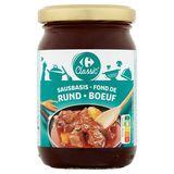 Carrefour Classic' Fond de Boeuf 190 ml