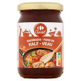 Carrefour Classic' Fond de Veau 190 ml