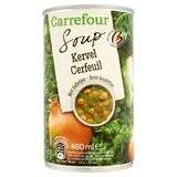 Carrefour Soup Kervel met Balletjes 460 ml