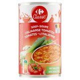 Carrefour Soup Tomates à l'Italienne avec Boulettes 460 ml