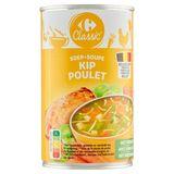 Carrefour Soup Kip met Vermicelli 460 ml