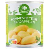 Carrefour Pommes de Terre Entières 800 g