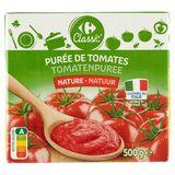Carrefour Purée de Tomates 500 g