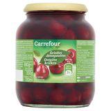 Carrefour Griottes Dénoyautées au Sirop 680 g
