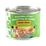 Carrefour Boulettes de Viande Nature 200 g