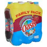 Oasis Pomme Cassis Framboise Family Pack 6 x 2 L