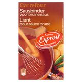 Carrefour Instantané Express Liant pour Sauce Brune 250 g