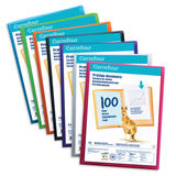 Carrefour Documentenbeschermer A4 - Willekeurige kleur
