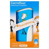 Carrefour Edulcorant Sucralose x 300 16.5 g