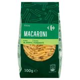 Carrefour Pâtes Macaroni 500 g
