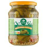 Carrefour Cornichons Aigres-Doux 680 g