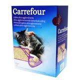 Carrefour Ultra-Agglomererende Kattenbakvulling 4 kg