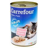 Carrefour Pâtée au Saumon 400 g