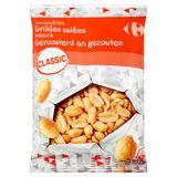 Carrefour Cacahuètes Grillées Salées 250 g