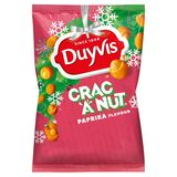 Duyvis Crac A Nut Cacahuètes Paprika Flavour 200g
