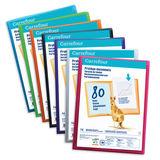 Carrefour Protège-documents A4 - Couleur aléatoire
