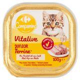 Carrefour Terrine Rijk aan Kip en met Melk 100 g