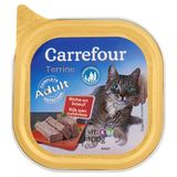 Carrefour Terrine Rijk aan Rundvlees 100 g