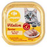 Carrefour Terrine Rijk aan Kip 100 g