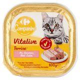 Carrefour Terrine Rijk aan Zalm 100 g